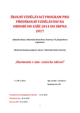 svp-ms - ZŠ Pastviny