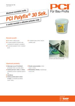 PCI Polyfix ® 30 Sek.