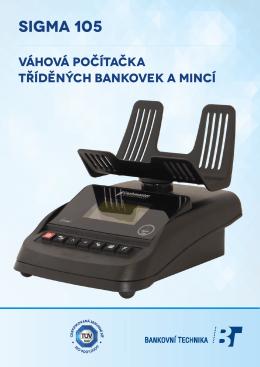 Váhová počítačka Sigma 105 ()