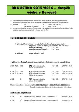 TISK 1- ANGL dospělí 2015 08 28