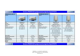 Specifikace podporovaných USB 3.0 a USB 2.0 kamer (soubor PDF)