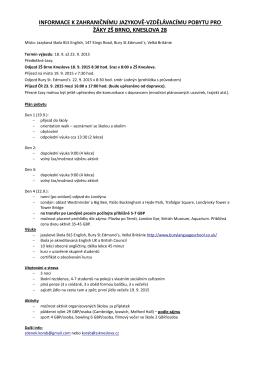 Závazná přihláška - informace (formát , velikost 62.8 kB)