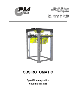 OBS ROTOMATIC