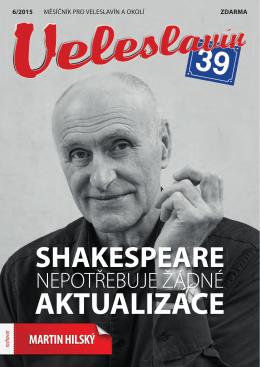 SHAKESPEARE - Veleslavín 39