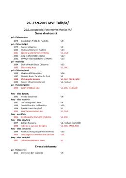26.-27.9.2015 MVP Tulln/A/