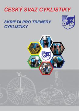 Skripta Českého svazu cyklistiky
