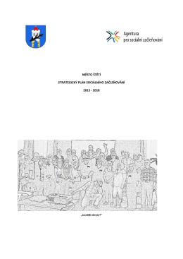 Strategický plán sociálního začleňování 2015-2018, 1.0MB, PDF