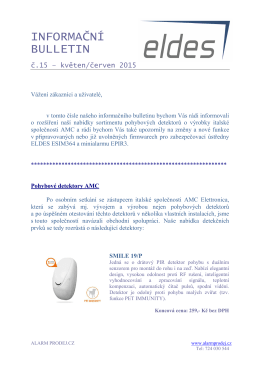 ELDES News 15
