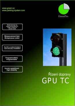 Řízení provozu GPU TC