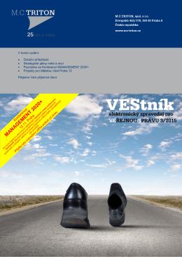 VEStník 3/2015 - MC