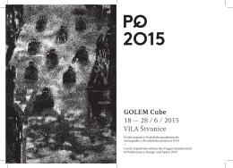 ZDE - GOLEM Cube