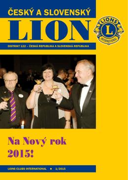 časopis LION