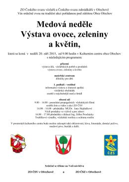 plakát výstava 2015