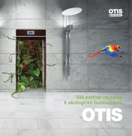SERVIS VÝTAHŮ - Otis Elevator Company