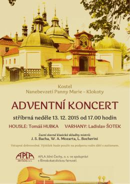 Plakát - APLA Jižní Čechy