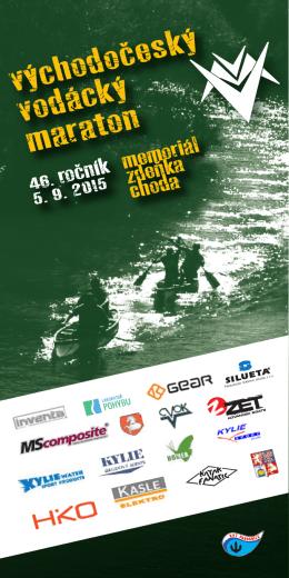 východočeský vodácký maraton 2015
