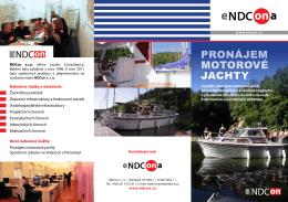 eNDCona - NDCon sro