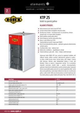 KTP 25 7. - Elements