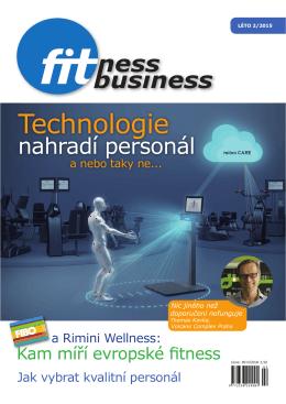 Technologie - FitnessBusiness.cz