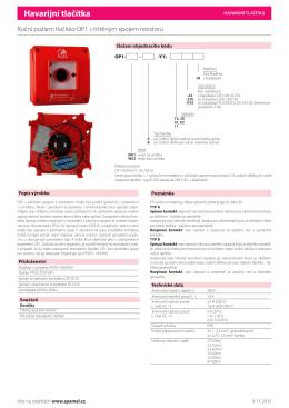 Technická karta PDF 2015-11-09