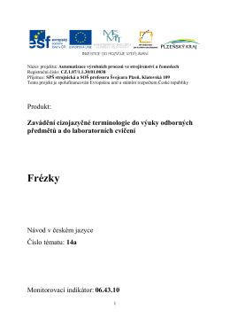 Frézky