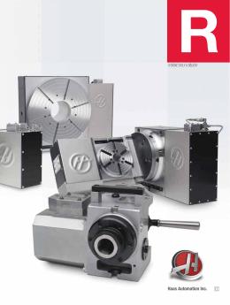 Haas Rotary Brochure 2014 (CZ)