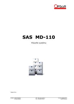 SAS MD-110