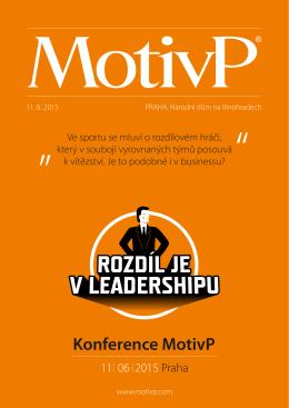 Konference MotivP