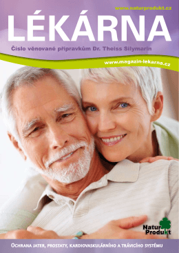 Ochrana jater, prostaty, kardiovaskulárního a trávicího systému