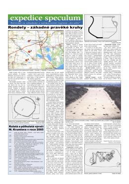Rondely – záhadné pravěké kruhy