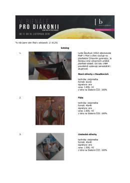 katalog 05 - Bienále pro Diakonii