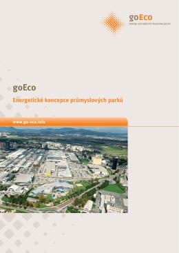 goEco – Energetické koncepce průmyslových parků