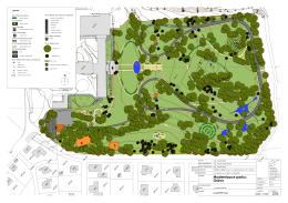 Modernizace parku, Ostrov