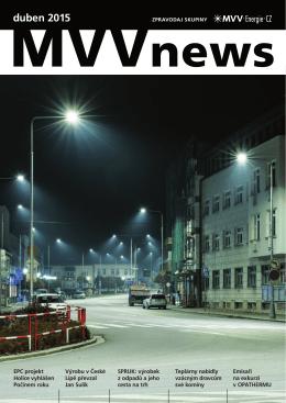 MVV news - Projekt Emise