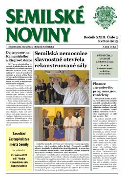 Semilské noviny