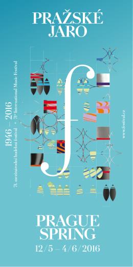 71. m ezinárodní hu dební festival * 71 International M u sic F estival