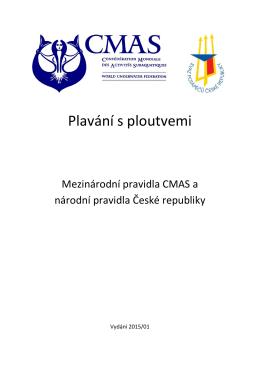 Plavání s ploutvemi - Svaz potápěčů České republiky
