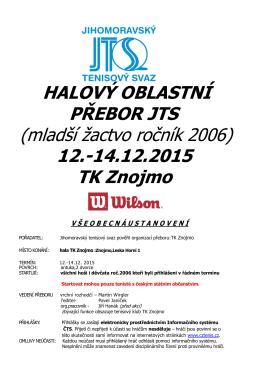 12.-14.12.2015 TK Znojmo