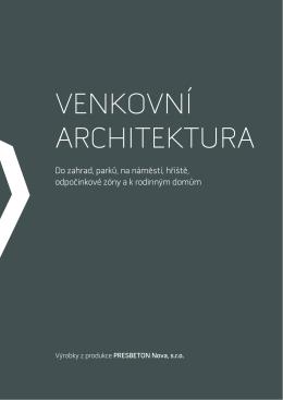 Venkovní architektura