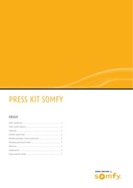Press Kit ke stažení