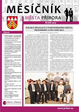 102015 - Město Příbor