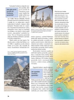 Kdo jako první pronikl do Chufuovy pyramidy? Jak vypadala