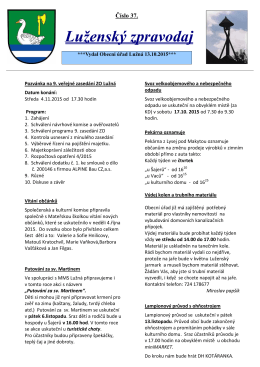 zpravodaj č. 37-2015