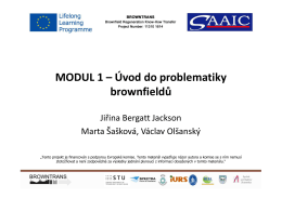 BROWNTRANS-Modul-1a