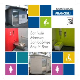 Veřejné automatické toalety
