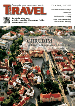 CHRUDIM - Travel