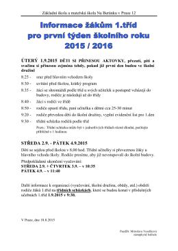Základní škola, Praha 4, Pertoldova 3373