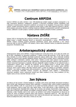 zde - centrum Arpida