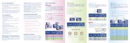 Produktová řada inkontinence výrobků Tena