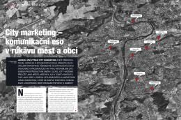 City marketing – komunikační eso v rukávu měst a obcí